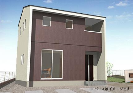 ゆとりのマイホームを978万円からご提案しています